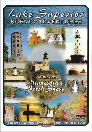 Lake Superior Scenic Adventures Vol 1 Minnesotas North Shore Train Video Plets Express 076LSSA1 753182980751