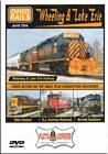 Ohio Rails and the Wheeling & Lake Erie DVD