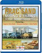 Frac Sand Mining & Trains in Wisconsins Cippewa Valley BLU-RAY