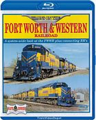 Trains on the Fort Worth & Western Railroad BLU-RAY
