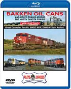 Bakken Oil Cans - Volume 2 and Other Trains Across the North Dakota Prairie BLU-RAY
