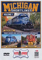 Michigan Shortlines Volume 1 DVD