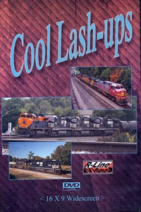 Cool Lash-Ups DVD