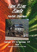 Norfolk Southern New River Route DVD