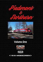 Piedmont & Northern Volume 1 DVD