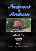 Piedmont & Northern Volume 2 DVD