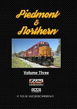 Piedmont & Northern Volume 3 DVD The Iowa Pacific Holdings Era