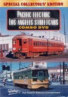 Pacific Electric  Los Angeles Streetcars Combo - Pentrex
