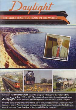 Daylight - The Most Beautiful Train in the World on DVD Train Video RK Publishing RK-DAYLIGHT 823995200497