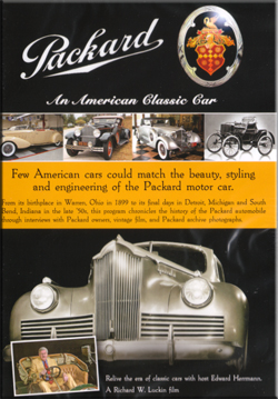 Packard: An American Classic Car RK Publishing RK-PACKARD 823995200794