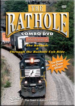 Rathole Combo DVD Train Video Pentrex RTH-DVD 748268005176