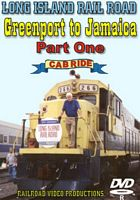 Long Island Railroad Greenport to Jamaica Cab Ride Part 1 DVD
