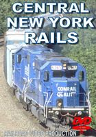 Central New York Rails DVD