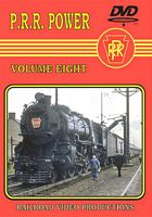 Pennsylvania Railroad Power Volume 8