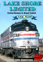 Lake Shore Limited Cab Ride Croton-Harmon to Grand Central DVD