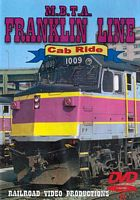 MBTA Franklin Line Cab Ride DVD
