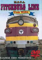 MBTA Fitchburg Line Cab Ride DVD