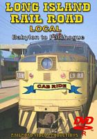 Long Island Railroad Local Babylon to Patchoque Cab Ride DVD