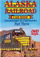 Alaska Railroad Cab Ride Part 3 Sunshine Siding to Canyon Siding DVD