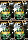 Cab Ride Over White Pass Set 4 Discs Part 1-4