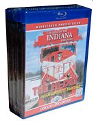 Cab Ride on the Indiana Rail Road 4 BLU-RAY Set Hi-Dry & Big Coal