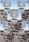 Cab Ride From Kansas City to Chicago Set 5 DIscs Vols 1-5