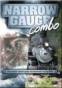 Narrow Gauge Combo DVD Railway Productions Railway Productions NGCOMBO 626964004870