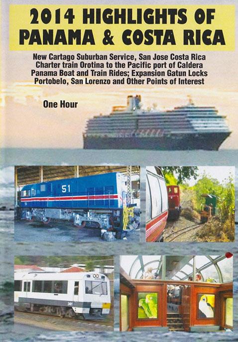 2014 Highlights of Panama & Costa Rica DVD Revelation Video RVQ-PCR14