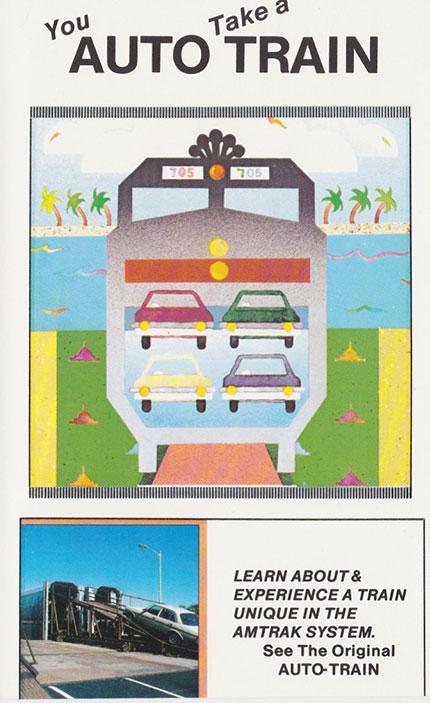 Auto Train DVD Train Video Revelation Video RVQ-AUTO