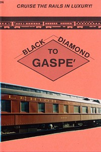 Black Diamond to Gaspe DVD