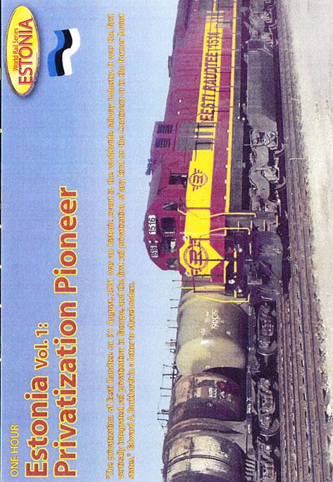 Estonia Volume 1 Privatization Pioneer DVD Revelation Video RVQ-EPP1