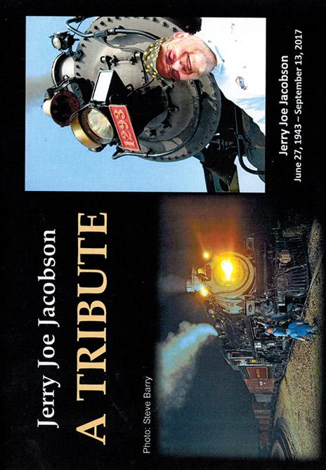 Jerry Joe Jacobson A Tribute DVD Revelation Video RVQ-JJJ