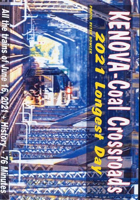 Kenova Coal Crossroads 2021 Longest Day DVD Revelation Video RVQ-KC21