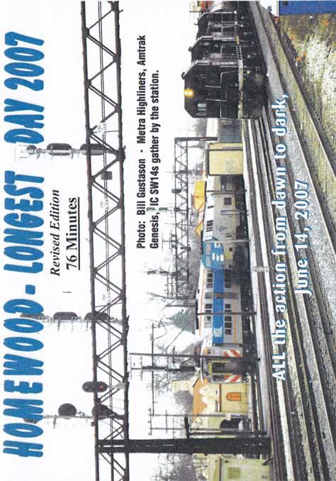 Longest Day Homewood 2007 DVD Revelation Video RVQ-LDHW