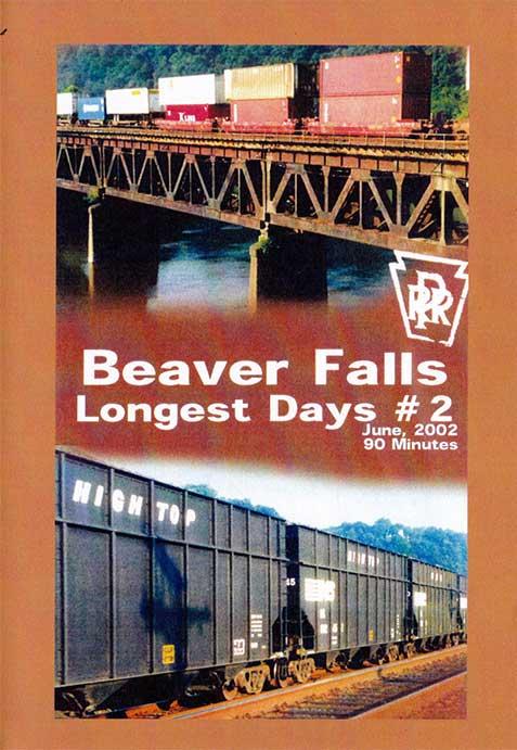 Longest Days Beaver Falls June 2002 DVD Revelation Video RVQ-LDBF