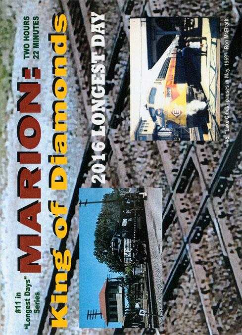 Marion King of Diamonds 2016 Longest Day Train Video Revelation Video RVQ-LDM