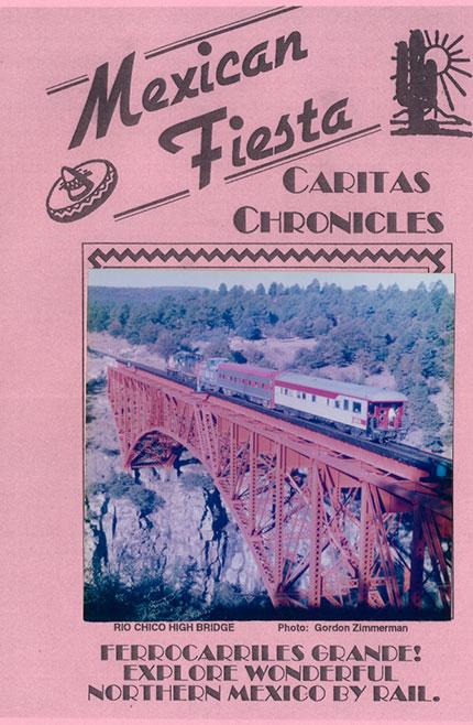 Mexican Fiesta Caritas Chronicles 2 Disc DVD Revelation Video RVQ-MFCC