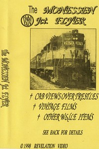 Pittsburgh & West Virginia Monessen Junction Flyer DVD