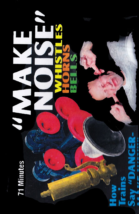 Make Noise - Whistles Horns and Bells DVD Train Video Revelation Video RVQ-MN