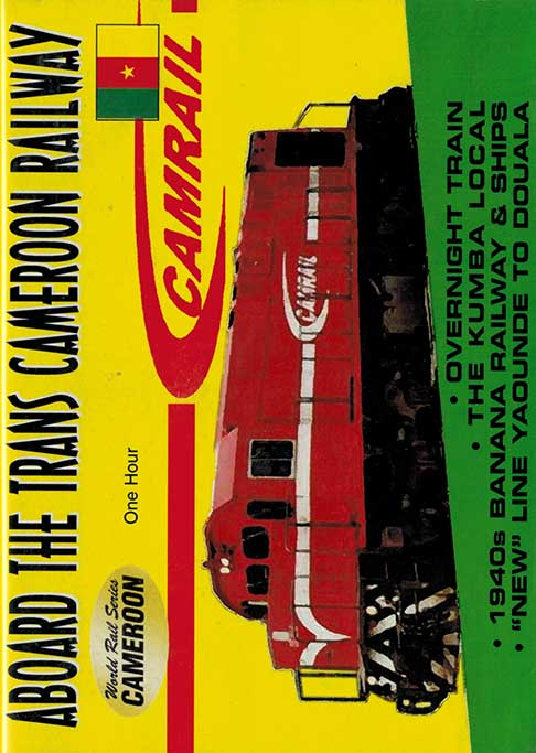 Aboard the Trans Cameroon Railway DVD Revelation Video RVQ-ATCR