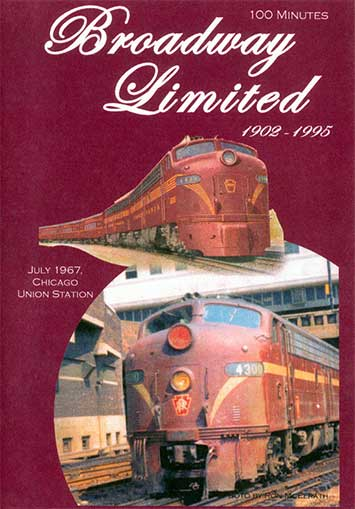 Broadway Limited 1902-1995 DVD Revelation Video RVQ-BL0295
