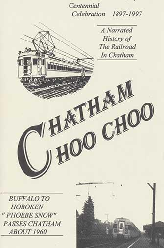 Chatham Choo Choo Train Video Revelation Video RVQ-CHOO