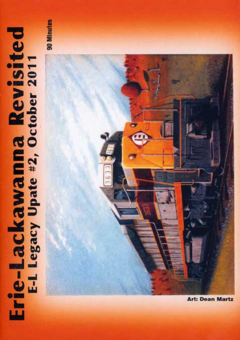 Erie Lackawanna Revisited DVD Train Video Revelation Video RVQ-ELRV