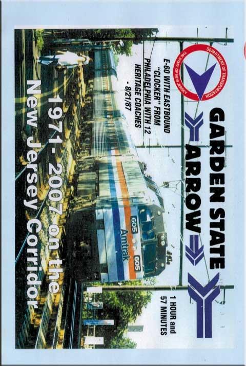 Garden State Arrow DVD Revelation Video RVQ-GSAR
