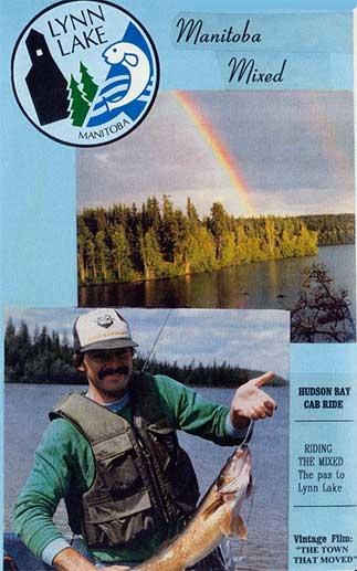 Manitoba Mixed Combo - Hudson Bay Cab Ride DVD Revelation Video RVQ-MM