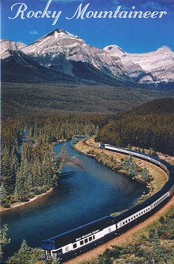 Canadas Rocky Mountaineer DVD Train Video Revelation Video RVQ-RM