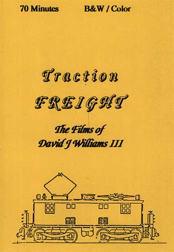 Traction Freight DVD Revelation Video RVQ-TF