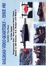 Railroad Video Quarterly Issue 85 Fall 2013 DVD