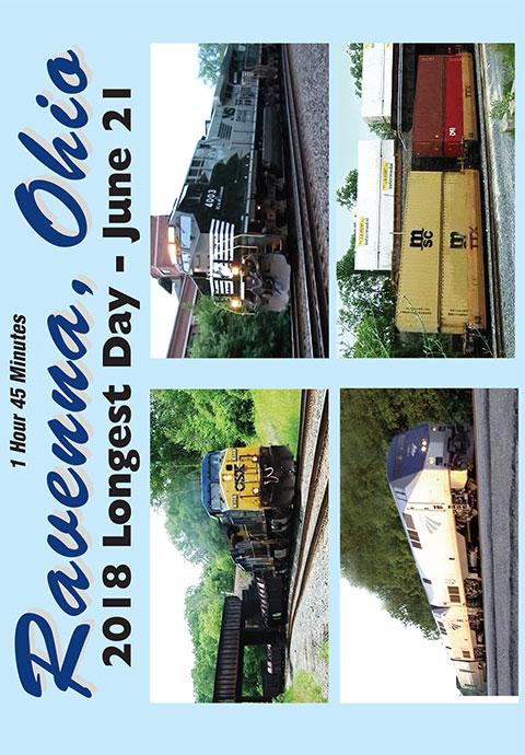 Ravenna Ohio 2018 Longest Day June 21 DVD Revelation Video RVQ-RAV