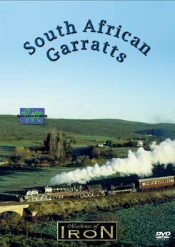 South African Garratts on DVD by Machines of Iron Train Video Machines of Iron SAGARDR